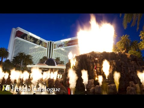 The Mirage Hotel Las Vegas - Las Vegas Hotel Tour