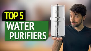 TOP 5: Best Water Purifiers 2019