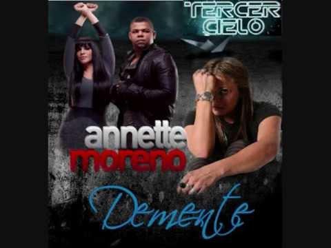 Demente tercer cielo annette moreno pista youtube for Annette moreno y jardin