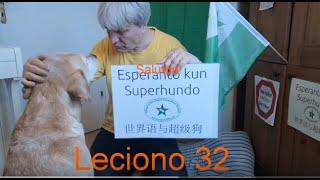 Lernu Esperanton kun Superhundo! – Leciono 32