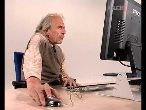 Backshop RSI & Ergonomics: Mouse & Keyboard positioning