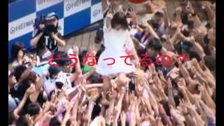後藤まりこが、「事務所、辞めることにしました」とつぶやいた。ライブ...