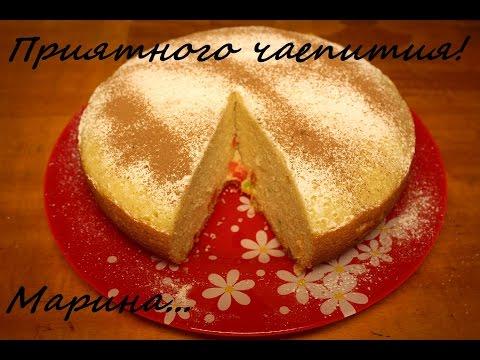 Рецепт кекса в мультиварке