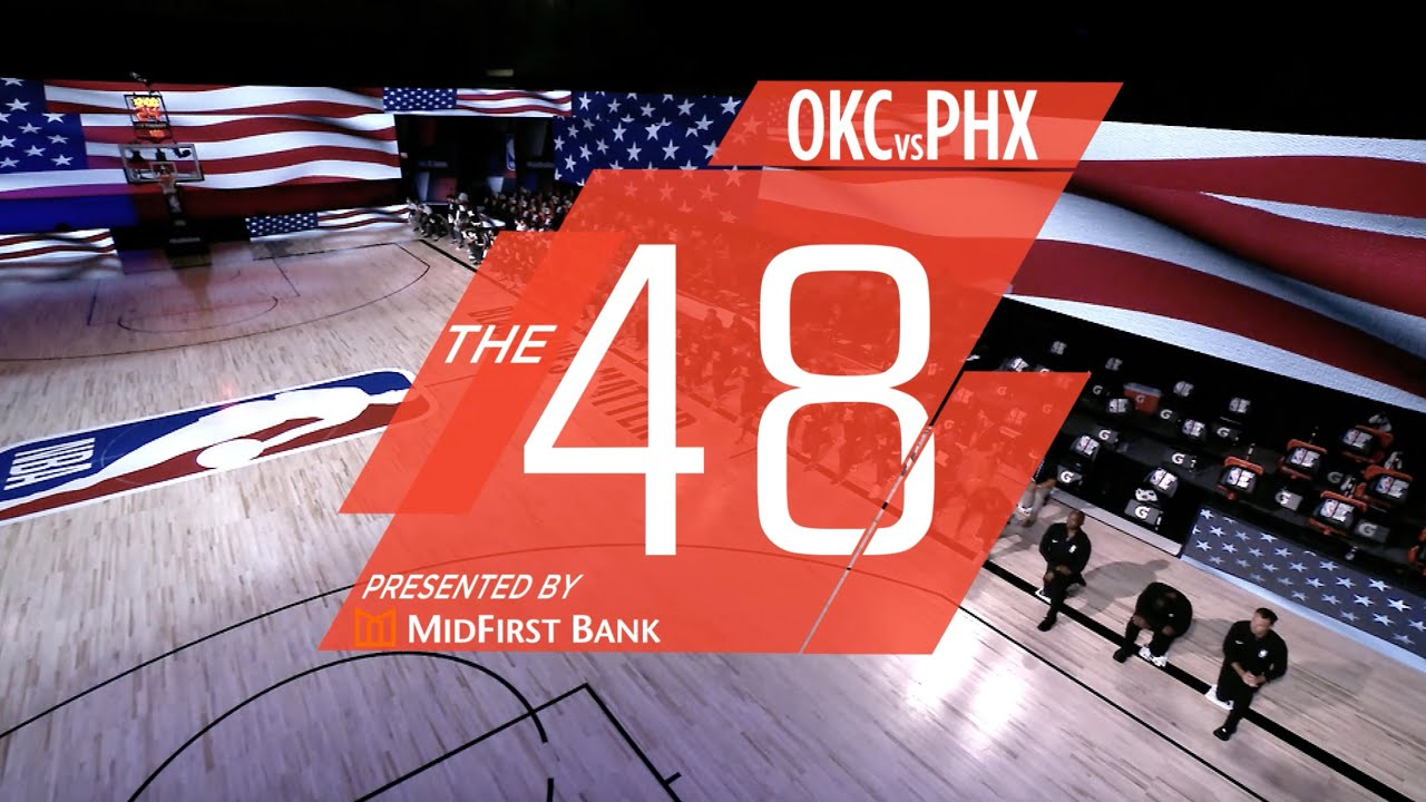 The 48 | Thunder at Suns