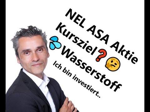 ACHTUNG HOT STOCK ❗💦 NEL ASA Aktienkurs Kursziel Wasserstoff Aktien NEL