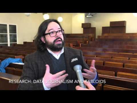 Data journalism, open data and citizen data literacy: Eddy Borges-Rey interview