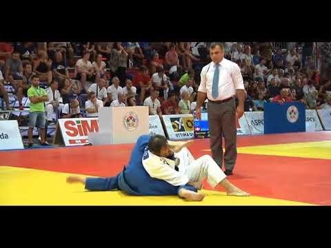 Campeonato del mundo de judo veteranos 2017 (Equipo catalán)