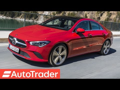 2019 Mercedes-Benz CLA Coupe first drive review