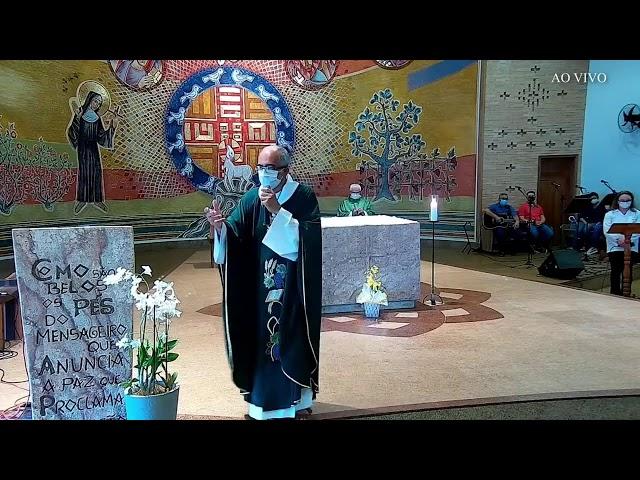 Santa Missa Dominical (29º Domingo do Tempo Comum) 17/10/2021