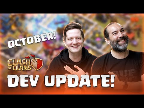 Clash Of Clans - October 2019 Dev Update