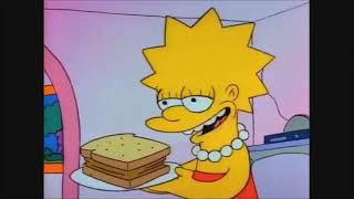 Homer suicide scene (original) Simpsons sad