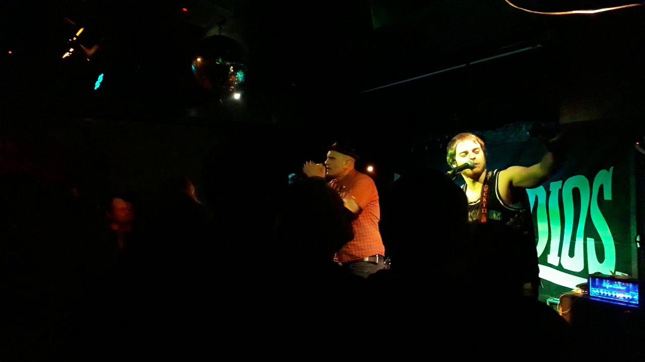 LOS FASTIDIOS live in Munich