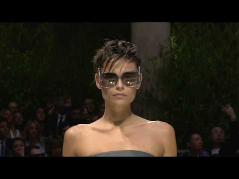 Giorgio Armani Women's Spring Summer 2020 Fashion Show