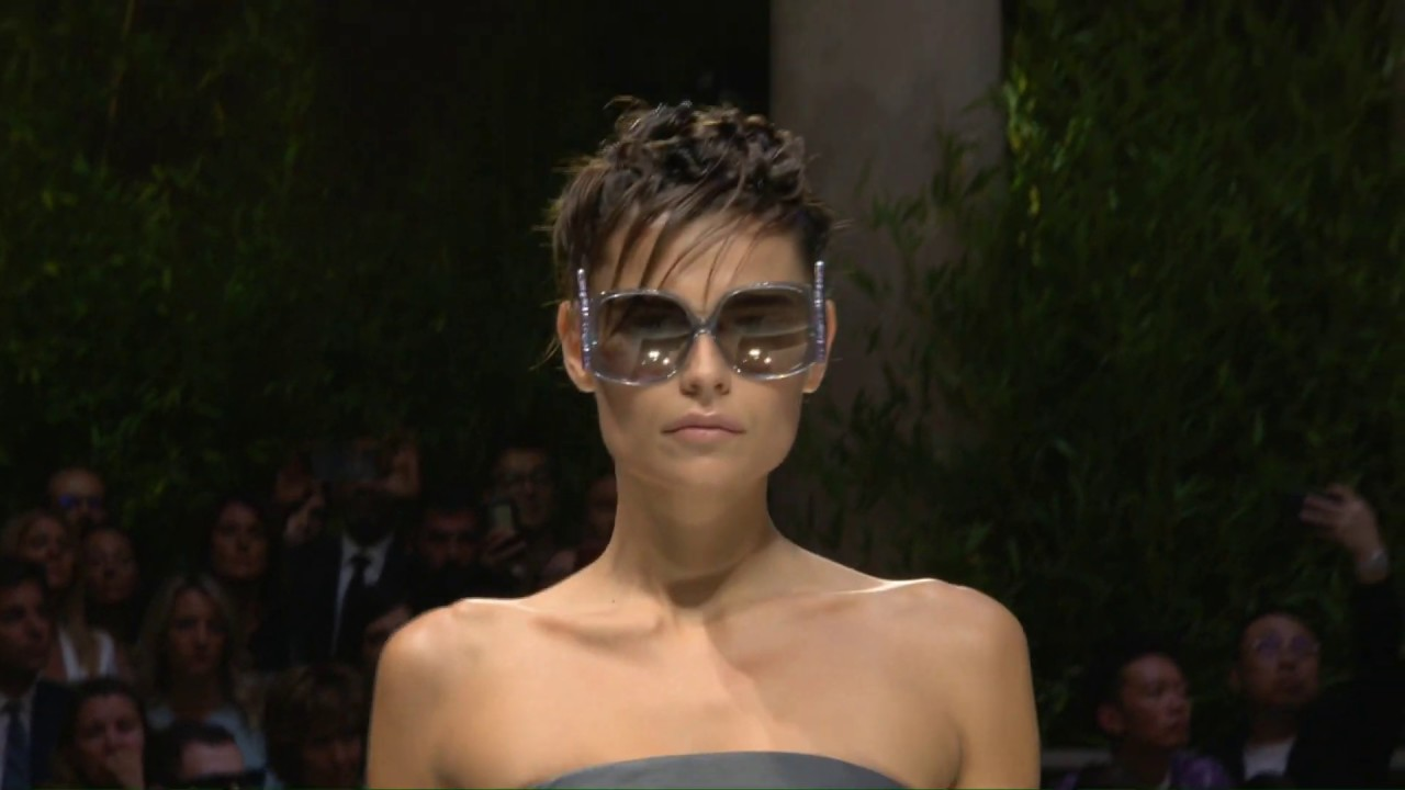 Giorgio Armani Women's Spring Summer 2020 Fashion Show