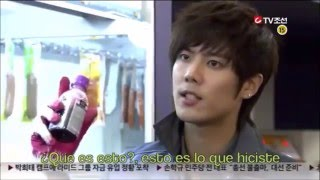 SS301 Kim Kyu Jong, Find by Heo Young Saeng  SS501