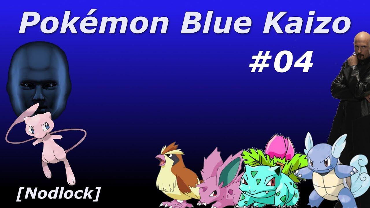 pokemon blue kaizo nodlock 04 sie haben ihr ziel. Black Bedroom Furniture Sets. Home Design Ideas