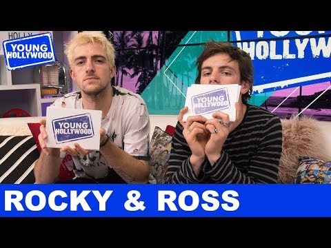 Rocky & Ross Lynch Play Singing Charades!