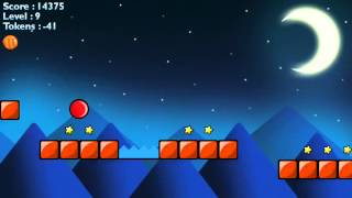 Just completed level 9 on 'FastBall 2'.