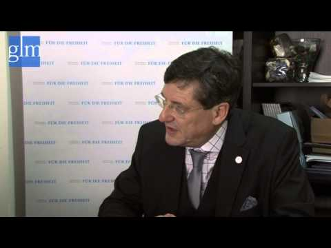Karl Heinz Paqué interview on Liberalmonitor.gr