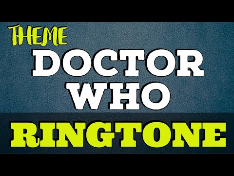 Dr Who Theme Remix