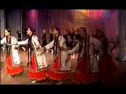 башкирский народный танец