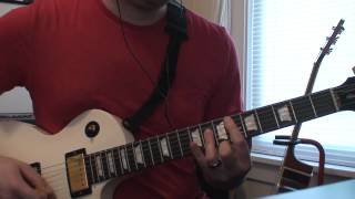 Opeth-Slither Guitar Cover