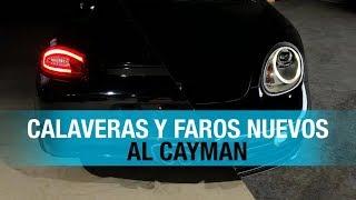 NUEVOS FAROS Y CALAVERAS AL CAYMAN!!! | JUCA