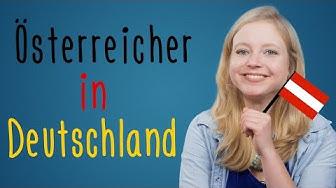 Unterschiede Deutschland - Österreich  Klein aber Hannah