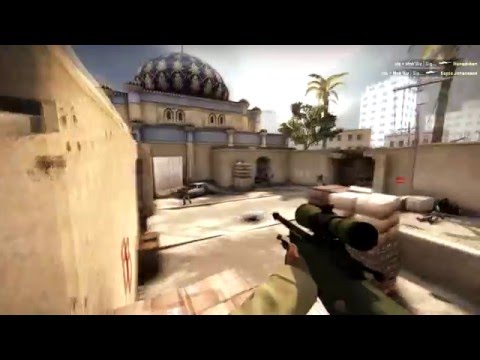FACEIT: OLES AWP ACE