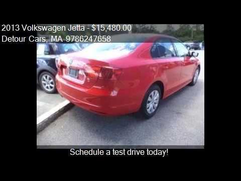 2013 Volkswagen Jetta S - for sale in Danvers, MA 01923