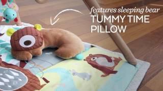 Гимнастический коврик – Вигвам Skip Hop Camping Cubs Baby Activity Gym