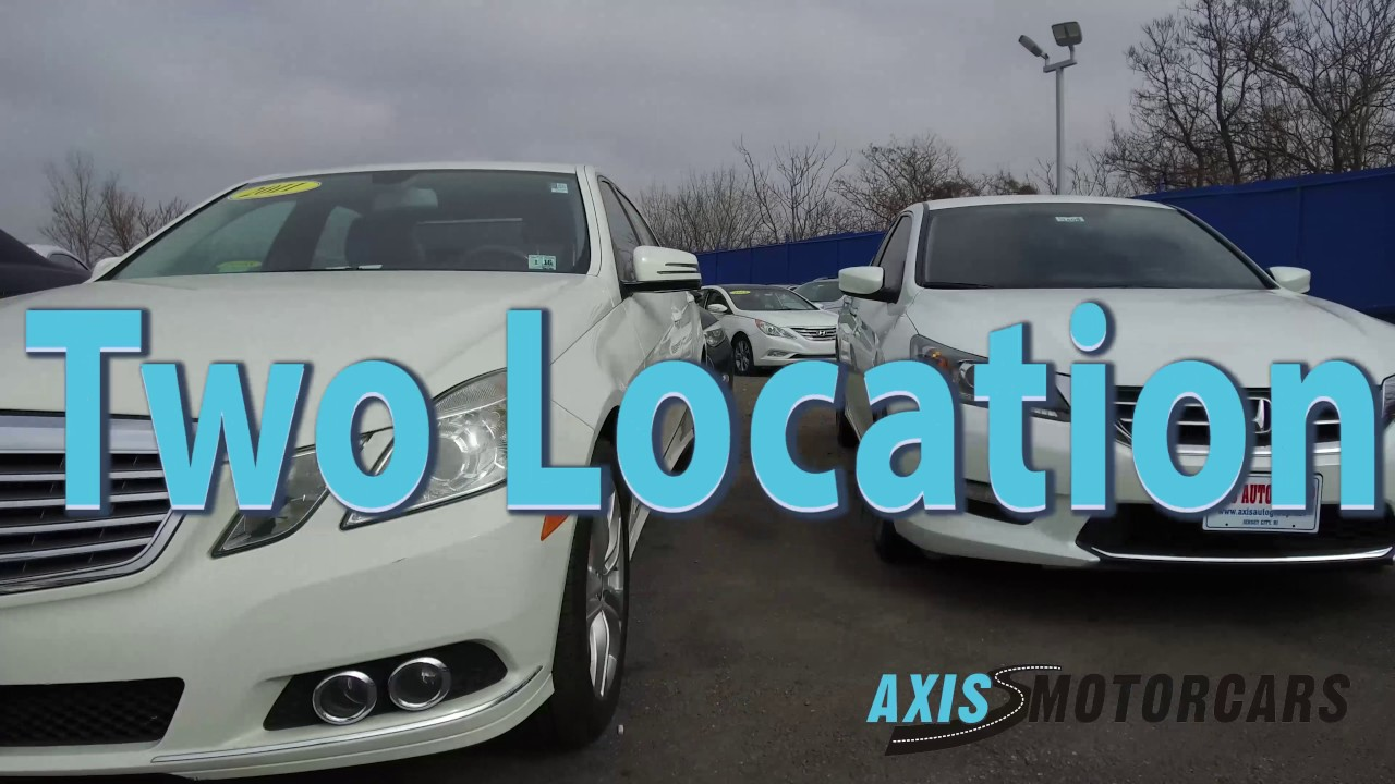 Axis Auto Group >> Axis Auto Group Jersey City Nj Over 300 Vehicles