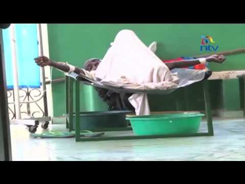 Three confirmed dead, 25 hospitalised in Mombasa cholera outbreak