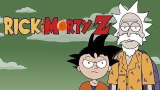 Rick and Morty Z Parody Feat. SSJ9K