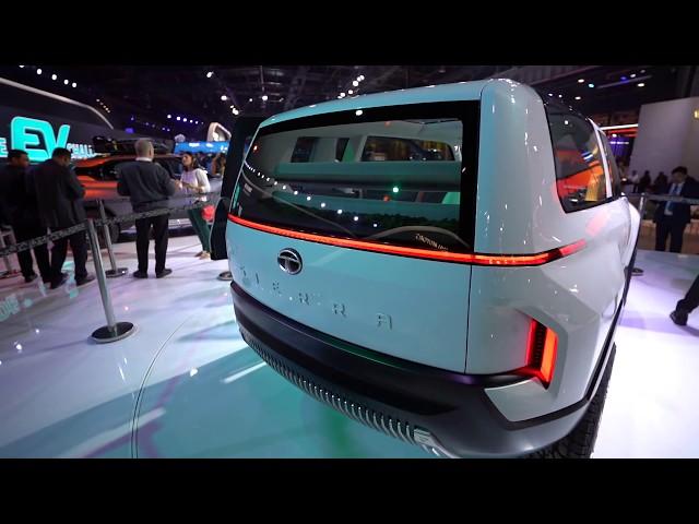 Tata Sierra Concept | Walkaround