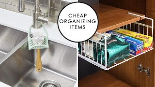 33 Cheap Items for Your Organization Problems
