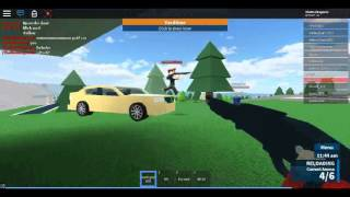 Golden Car Easter Egg : Priosn Life / Roblox