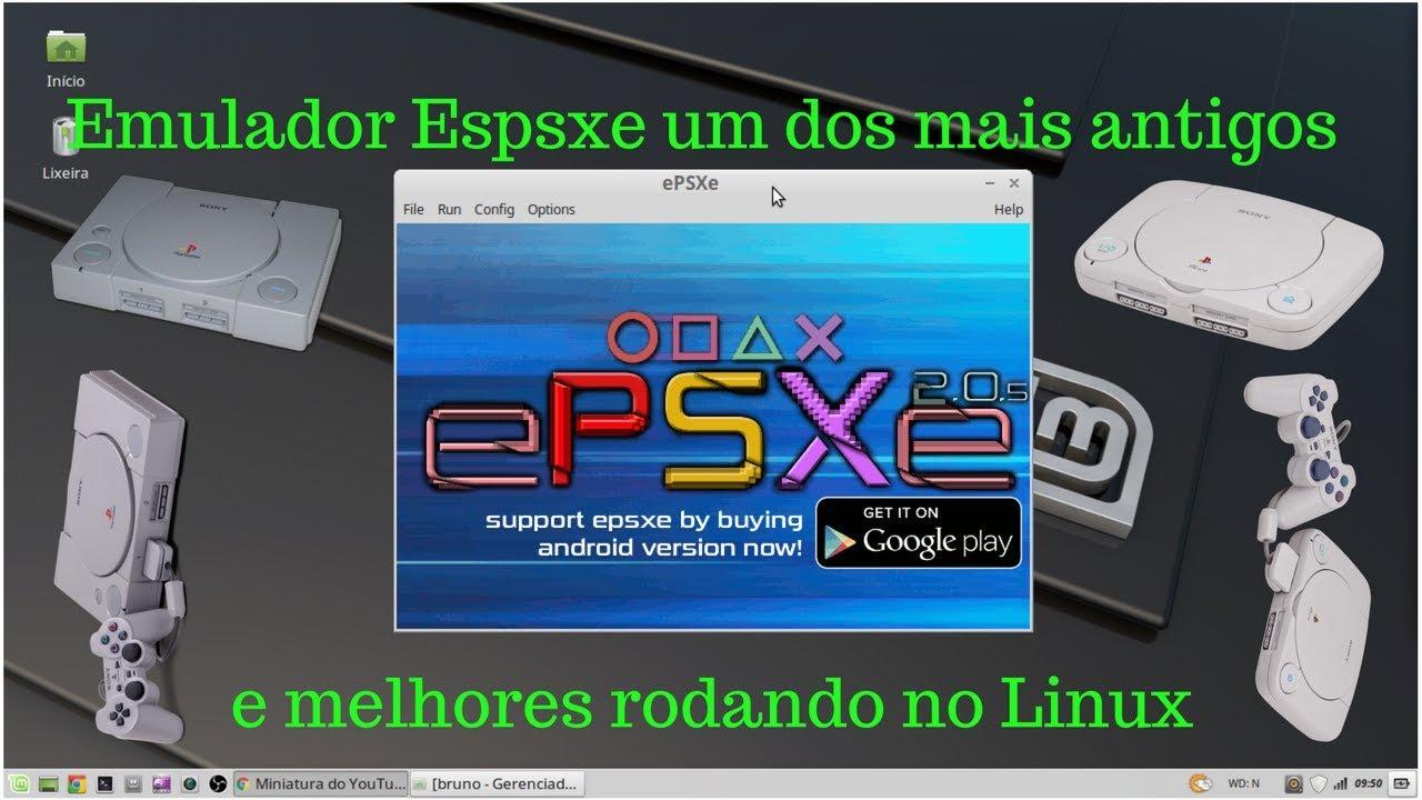 EMULADOR GRATIS 1.70 BAIXAR EPSXE COMPLETO