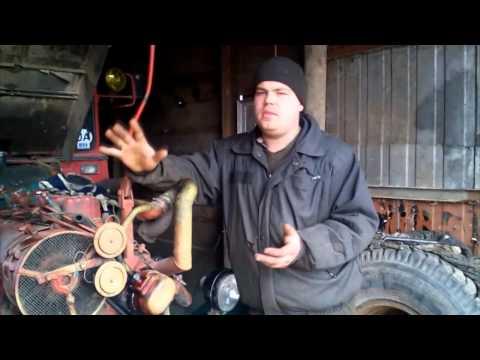 Советы по установке!!! момента впрыска (зажигания) на тракторе. Мой метод.