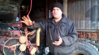 Поради по установці!!! моменту уприскування (запалювання) на тракторі. Мій метод.