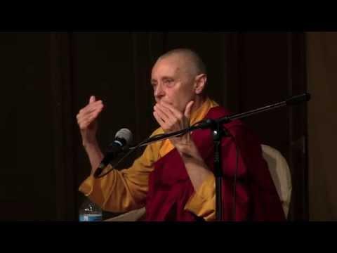 Jetsunma Tenzin Palmo - Atisha's verses on training the mind (1 of 4)