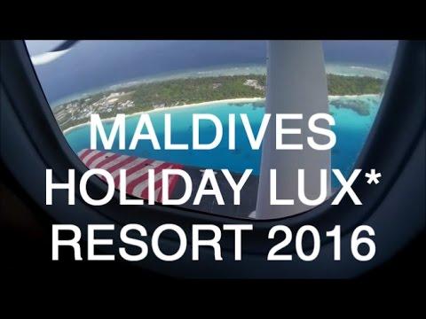 MALDIVES HOLIDAY LUX* RESORT 2016