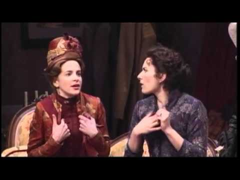 BWW TV: Broadway Beat at IN THE NEXT ROOM Opening Night