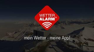 Gambar cover Wetter-Alarm Präsentationsvideo 2017