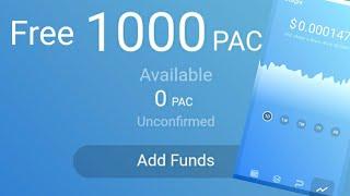 1000 Pac Coin Free | সেল দিতে পারবেন বিকাশে | P2PB2B Exchange Listed | Part 1 | Crypto5Minute