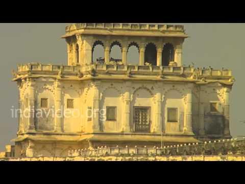 Lakhota Fort in Jamnagar, Gujarat