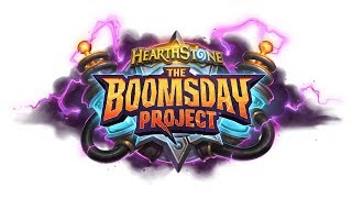 Boomsday project even mech paladin Hearthstone