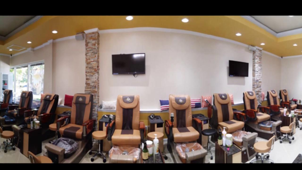 Nails Of Capri - Suwanee, GA 30024 - YouTube