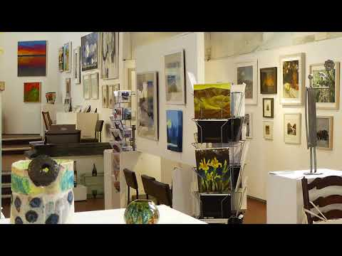 ST IVES SOCIETY OF ARTISTS PART 2 - THE MARINERS GALLERY.