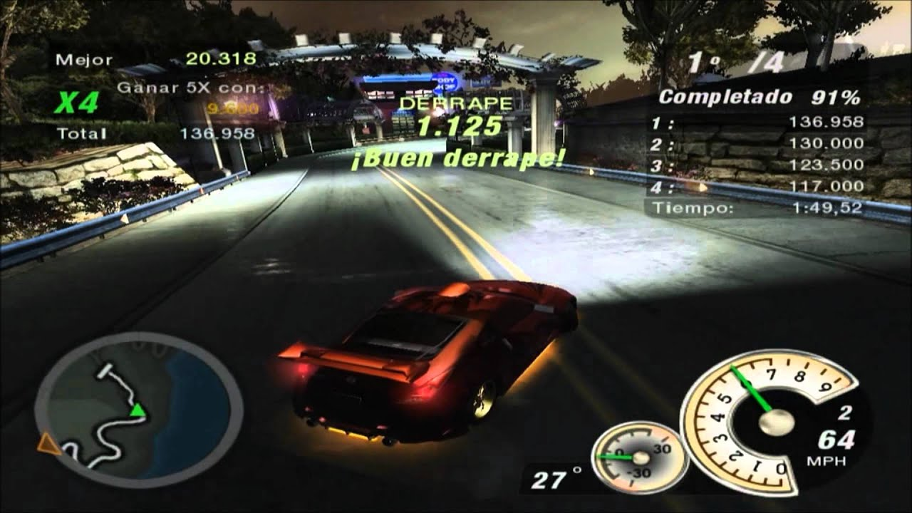 need for speed underground 2 demo sur clubic
